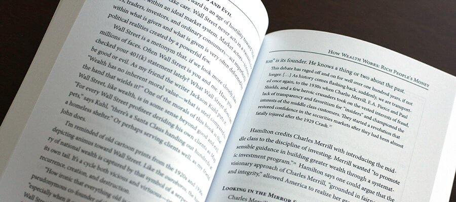 block quotes in book layout