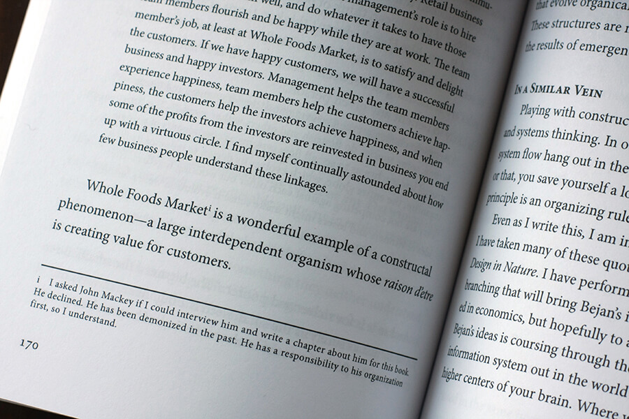 Footnotes in Book Layout
