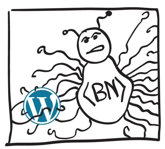 Botnet vs. WordPress