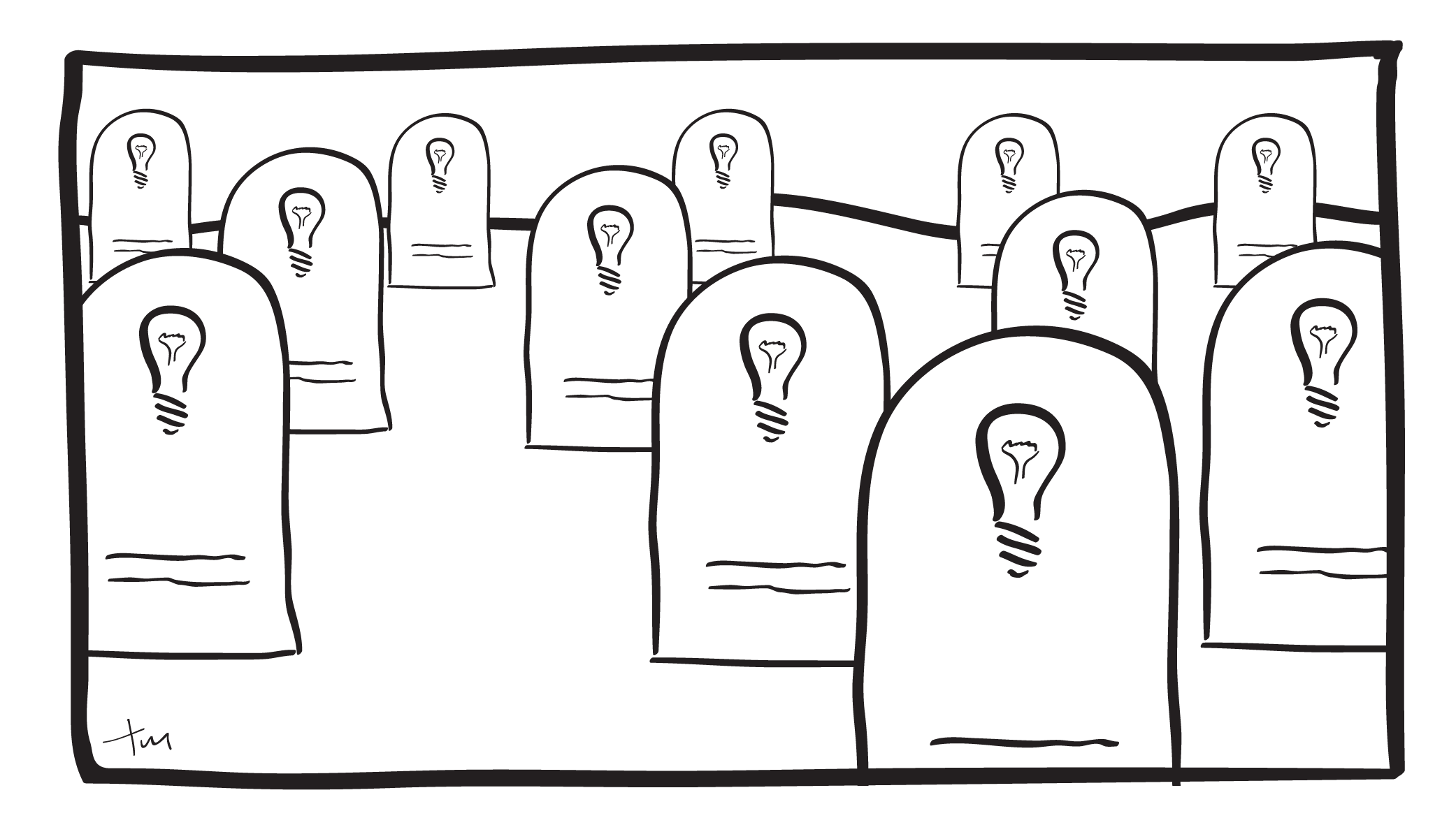The Graveyard of Good Ideas