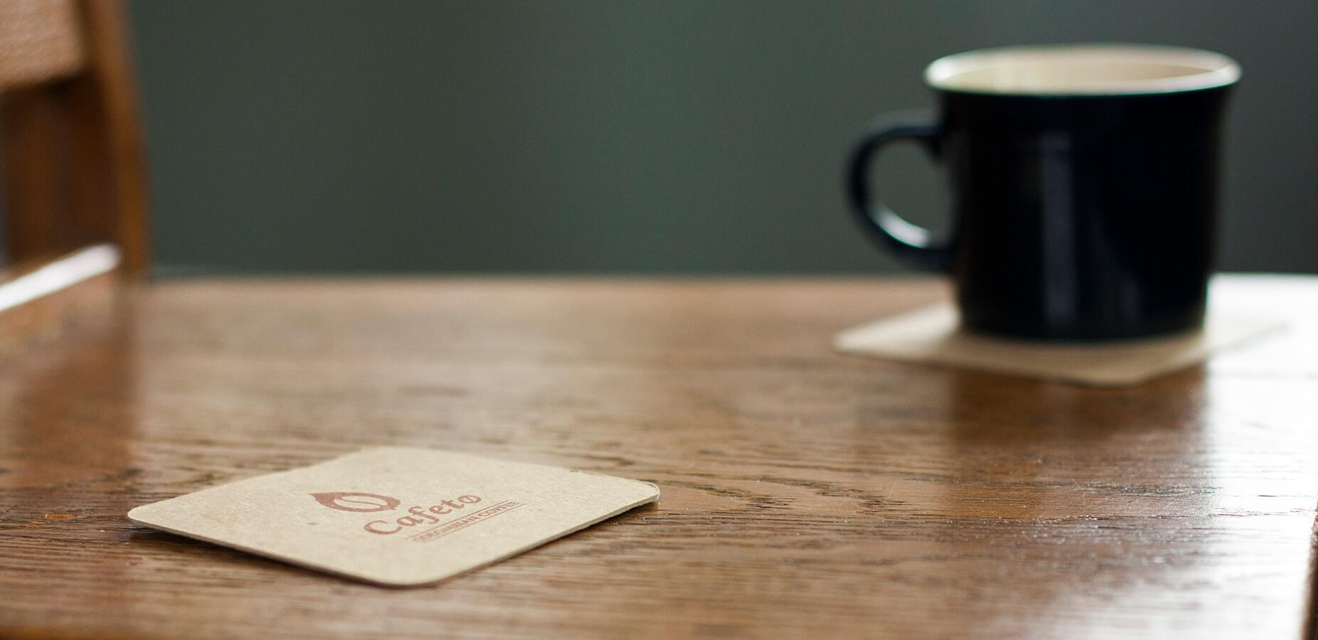 Cafeto, Coaster