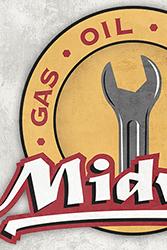 Midway logo design