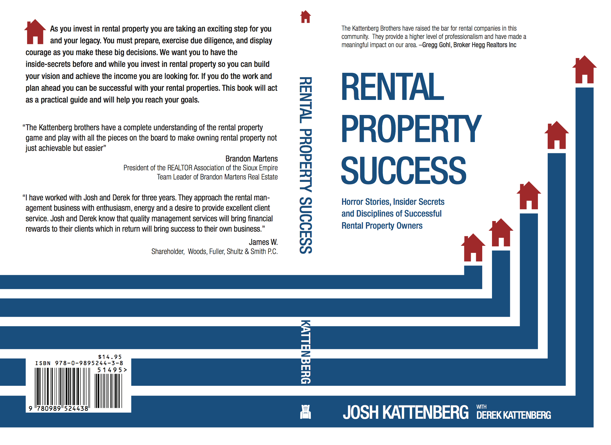 Full cover design