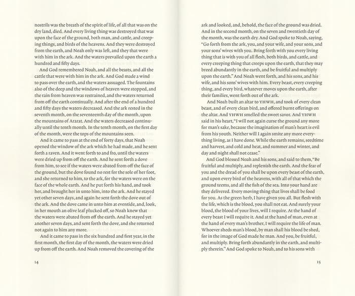 Biblioteca–Book Design