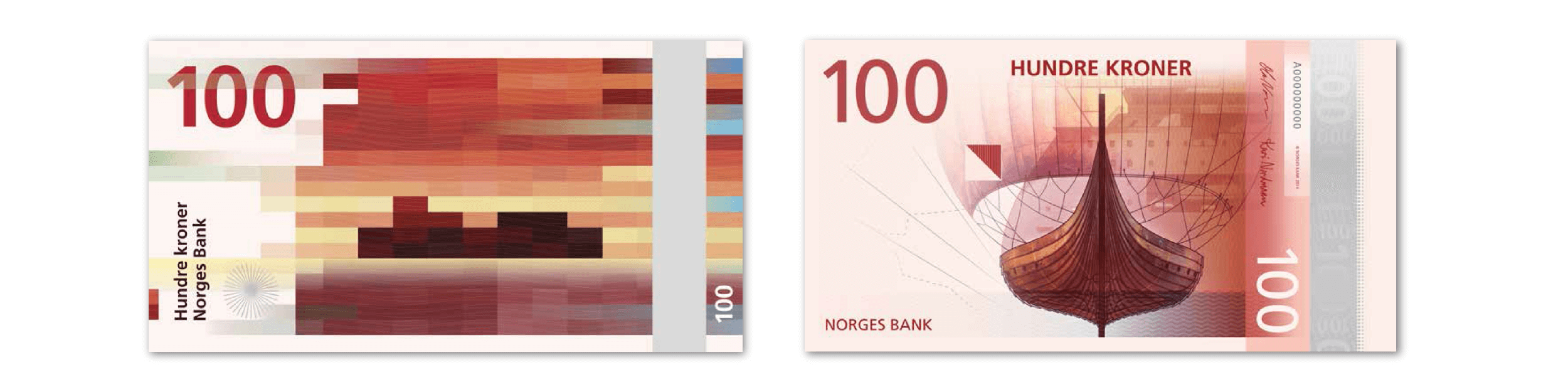 Norway Currency Redesign_100-kroner