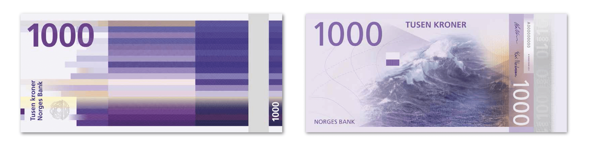 New Currency Norway Norway Currency Redesign_1000