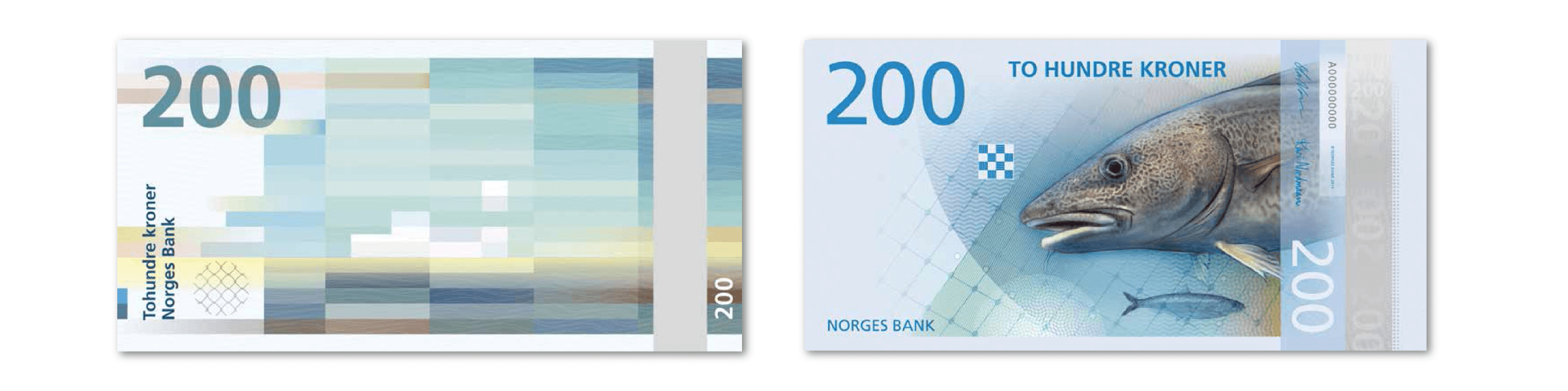 New Currency Norway Norway Currency Redesign_200