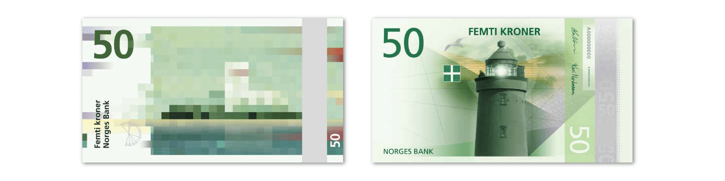 Norway Currency Redesign_50-kroner