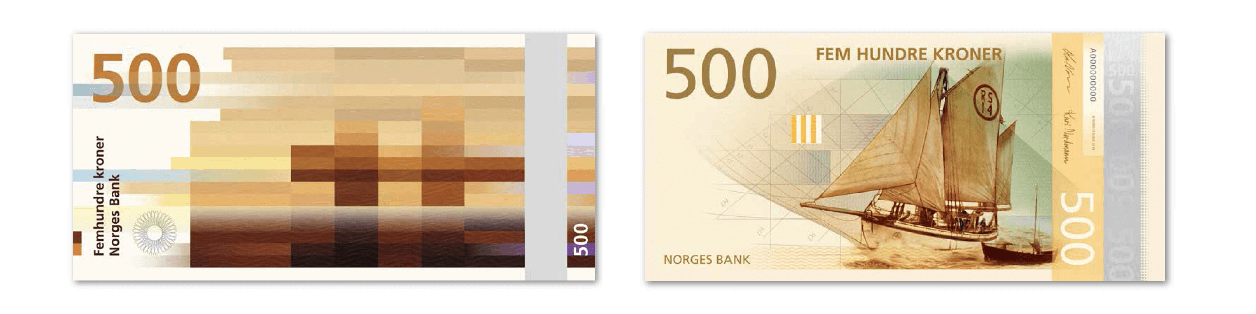 New Currency Norway Norway Currency Redesign_500