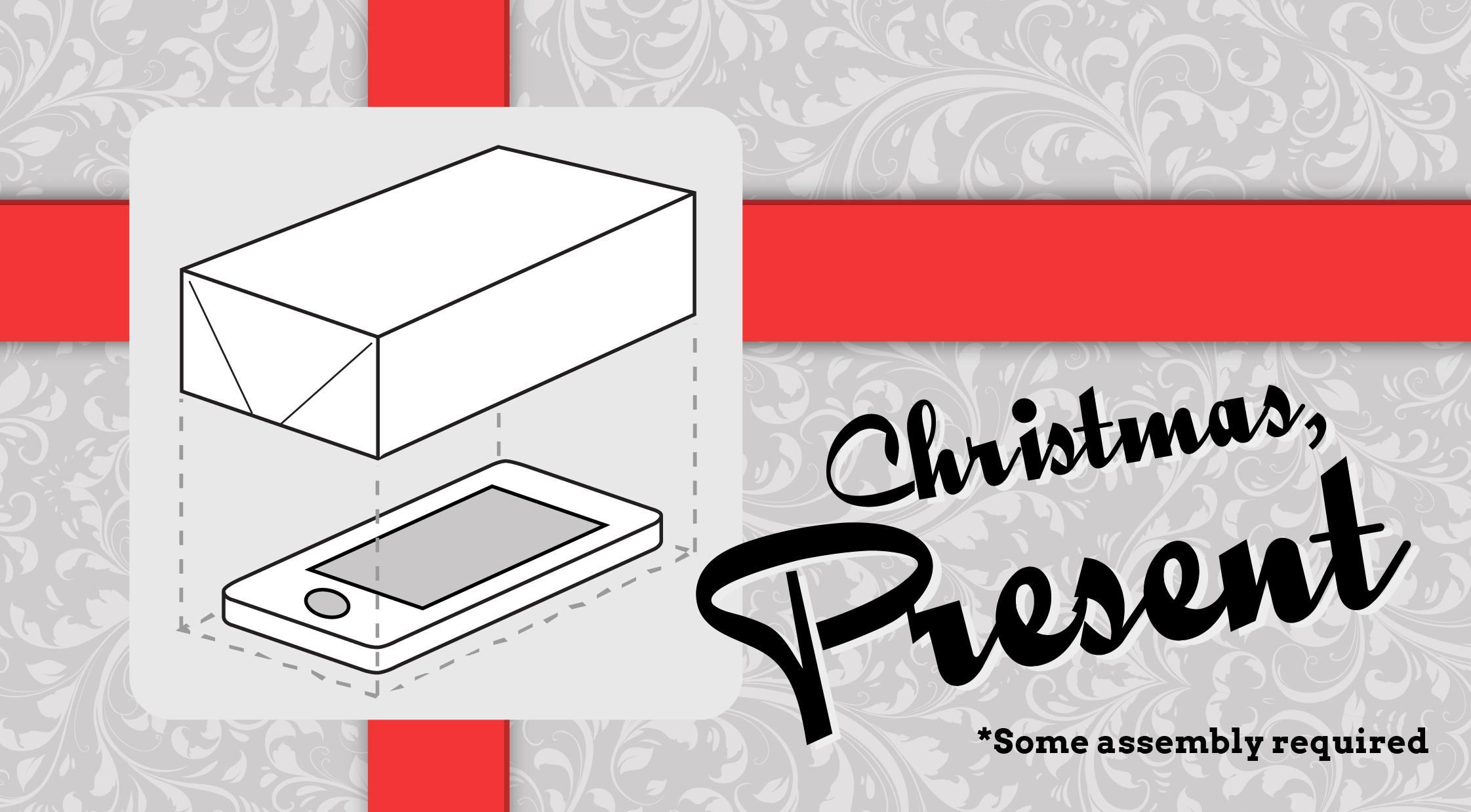 Christmas, Present 2014