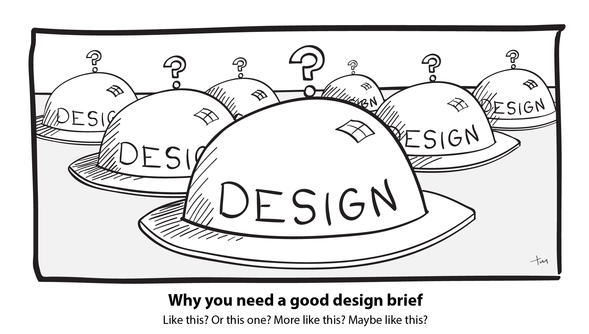 Why you need a good design brief