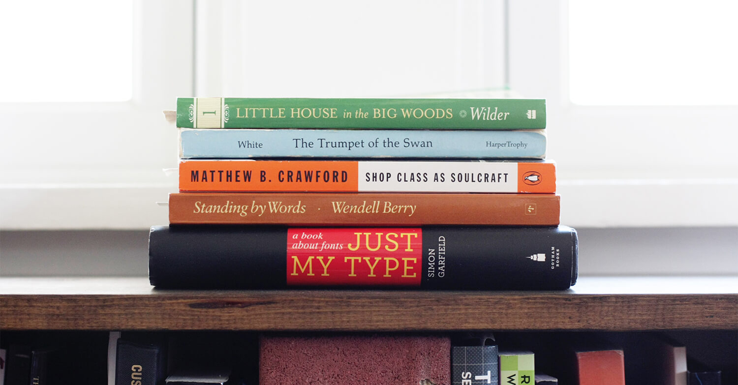 Day of the Book #shelfie