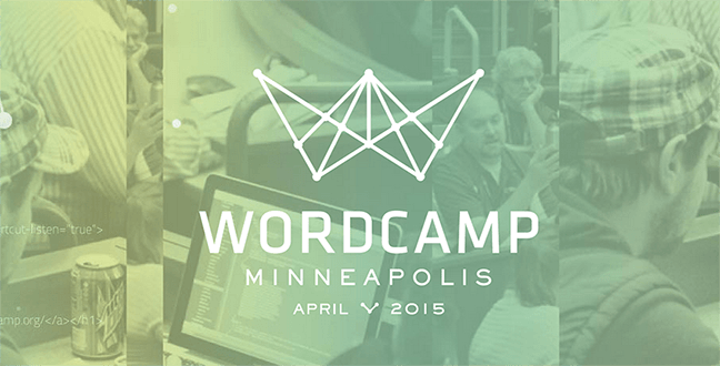 WordCamp Minneapolis 2015