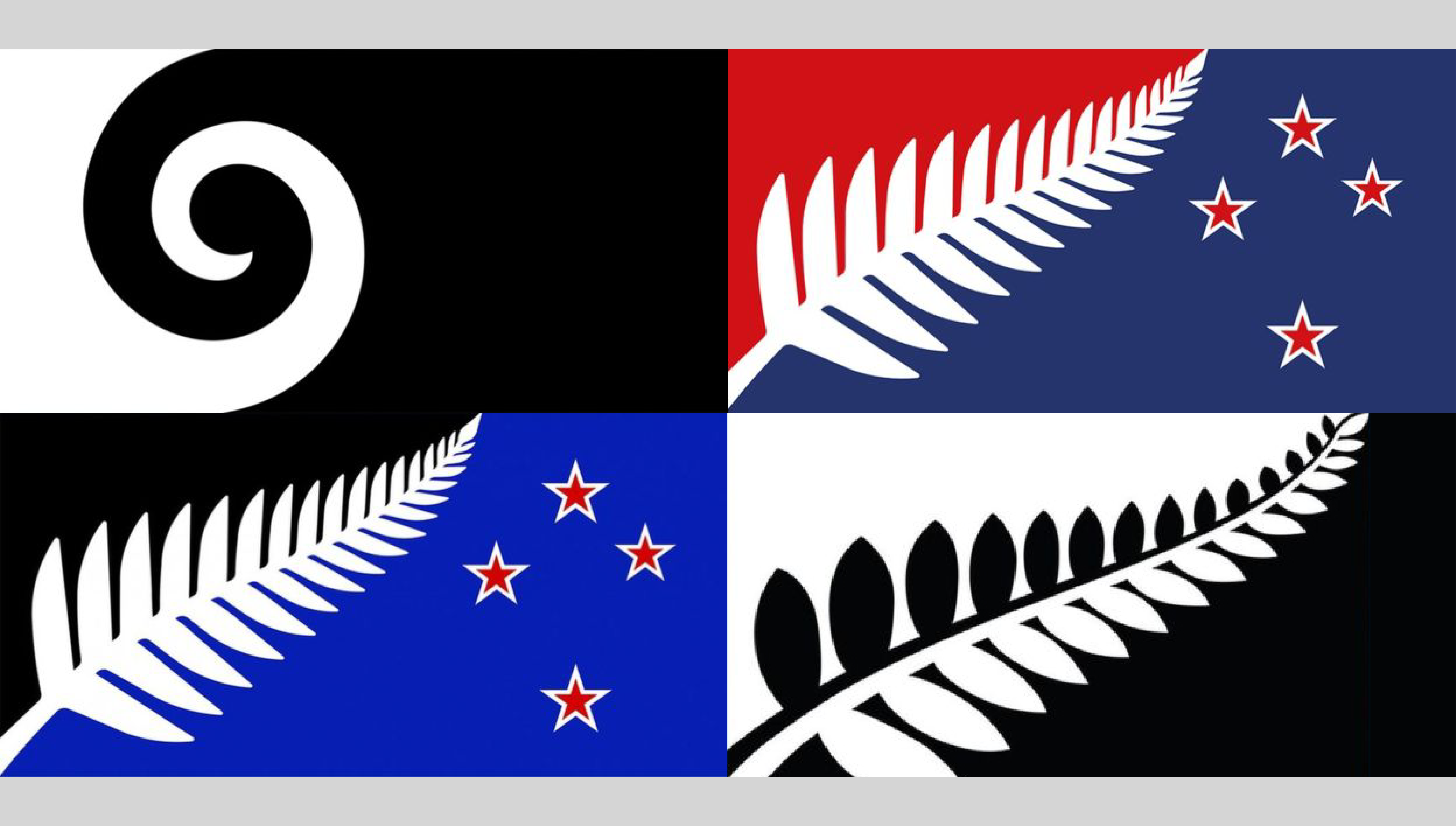 New Zealand flag redesign