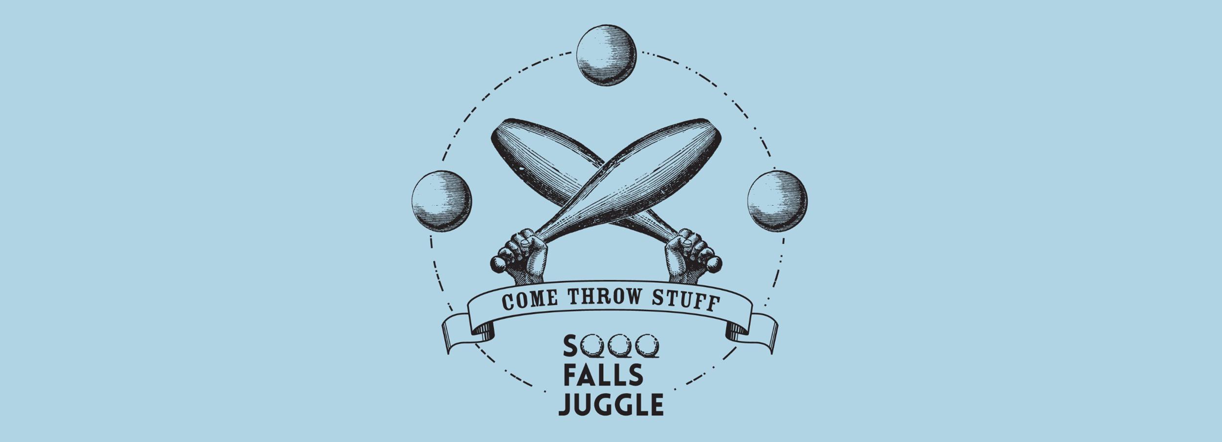come throw stuff