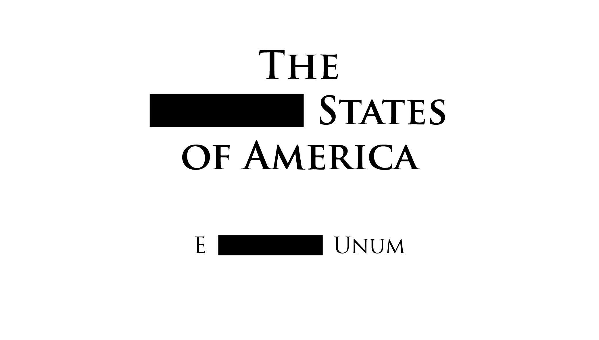 The [Censored] States of America