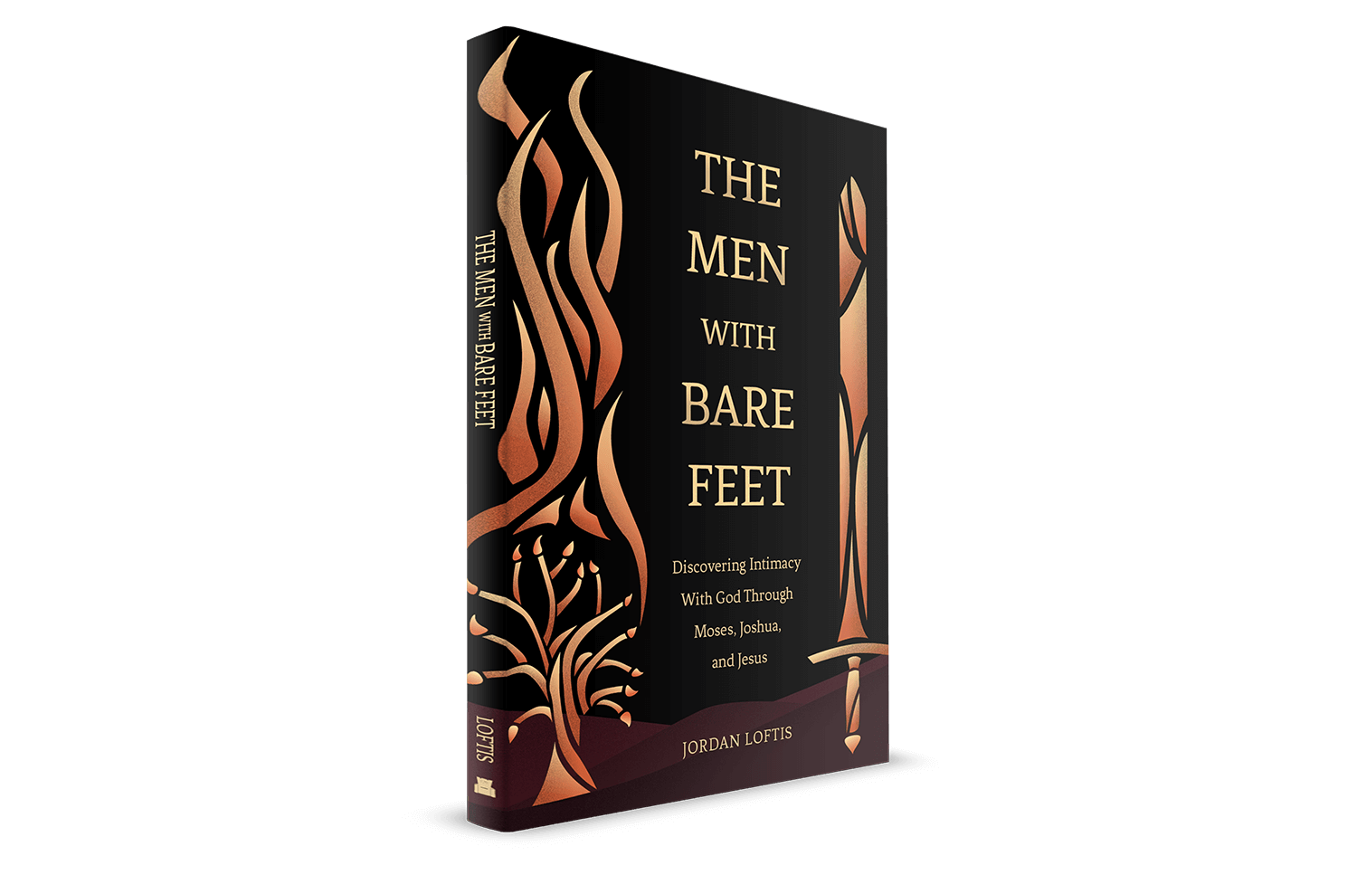 The Men with Bare Feet front cover