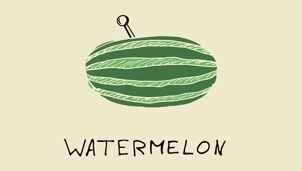Watermelon/off