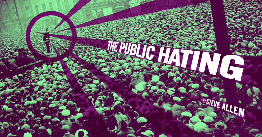 The Public Hating, by Steve Allen