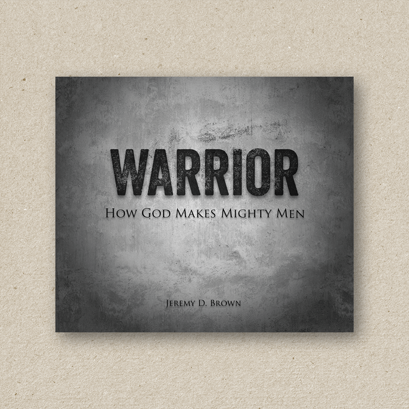 Book design portfolio _warrior