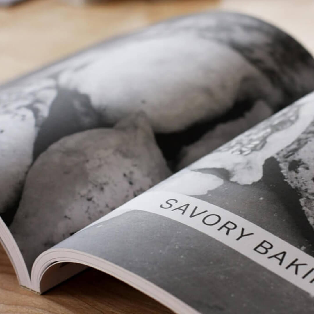 Sanaa Cookbook, chapter opening