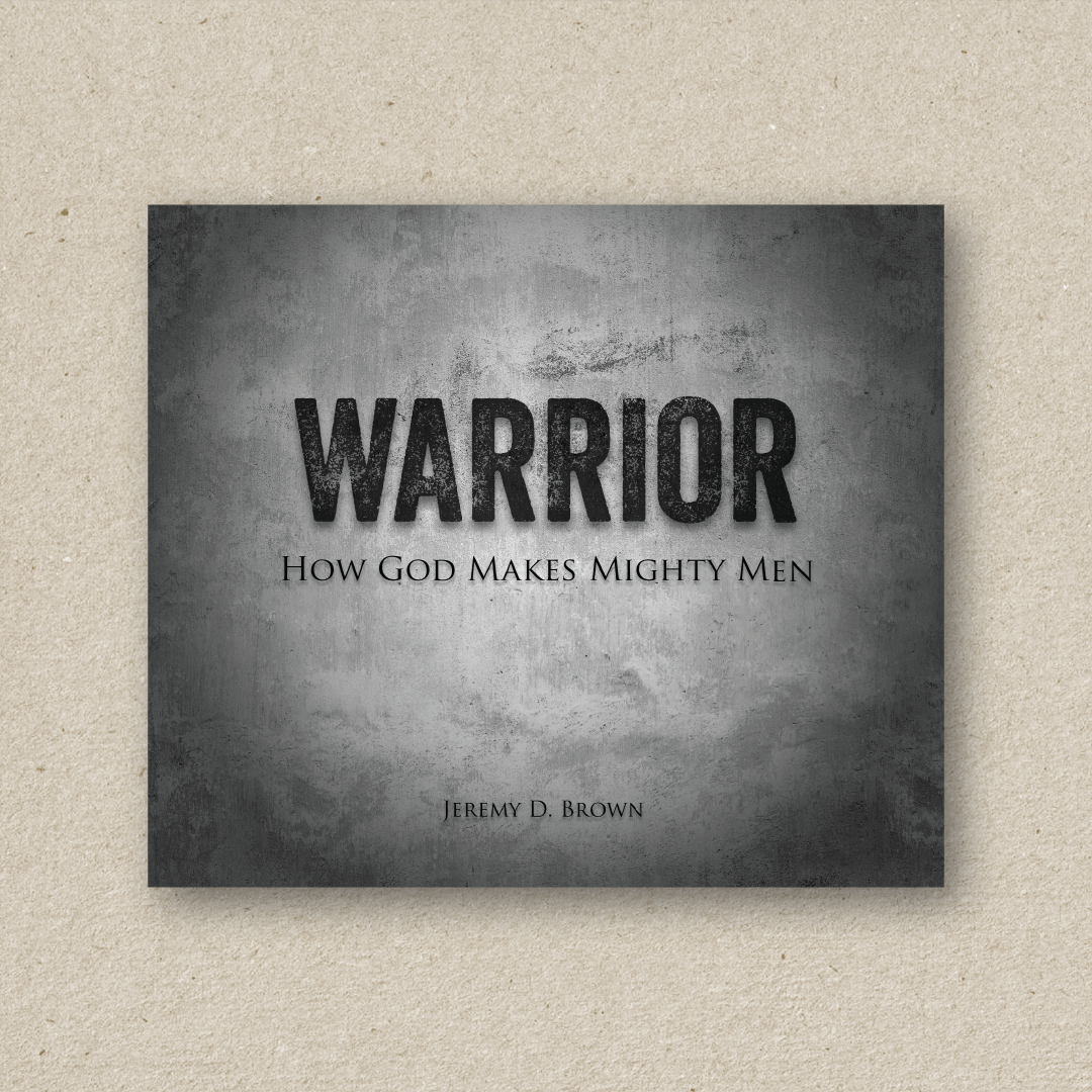 Warrior (cover design and book design)