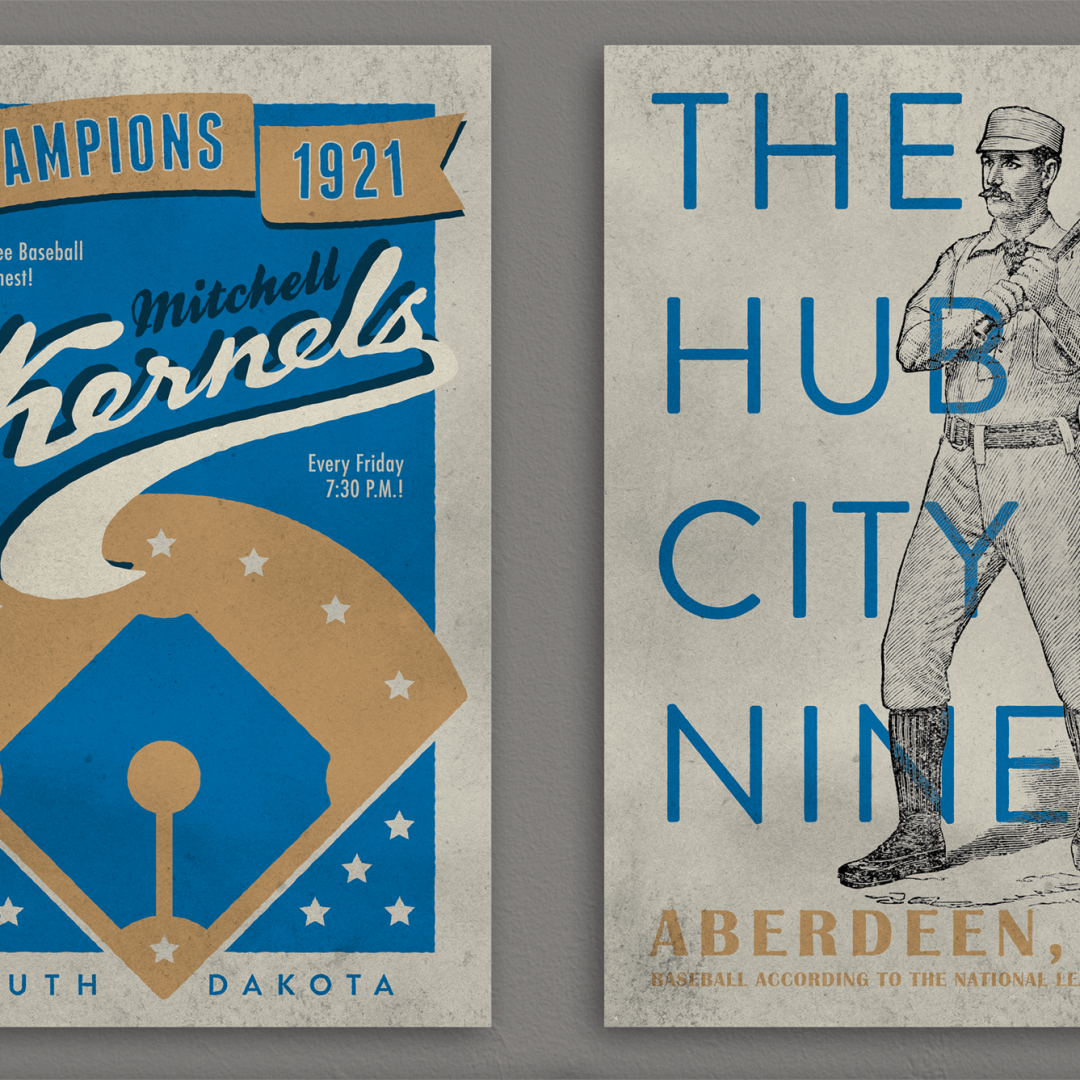 Golden Age of Baseball posters 1